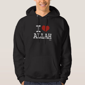 I love Allah Pullover