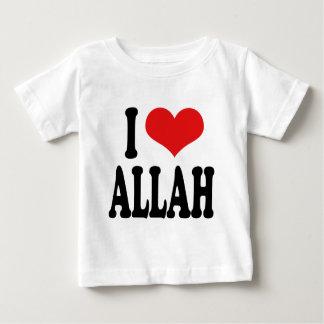 I Love Allah Tee Shirt