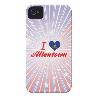 I Love Allentown, Pennsylvania Case-Mate iPhone 4 Case
