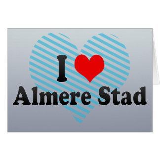I Love Almere Stad, Netherlands Card