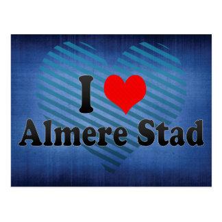 I Love Almere Stad, Netherlands Postcards