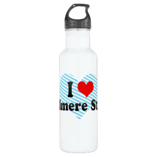 I Love Almere Stad, Netherlands Stainless Steel Water Bottle