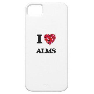 I Love Alms iPhone 5 Case