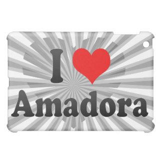 I Love Amadora, Portugal iPad Mini Cases