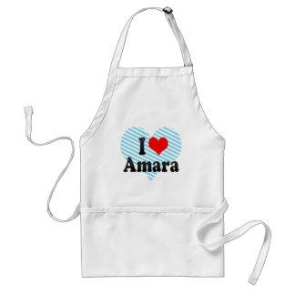 I love Amara Adult Apron