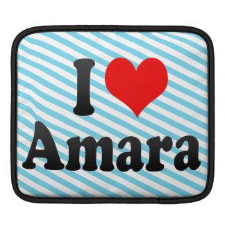 I love Amara iPad Sleeve