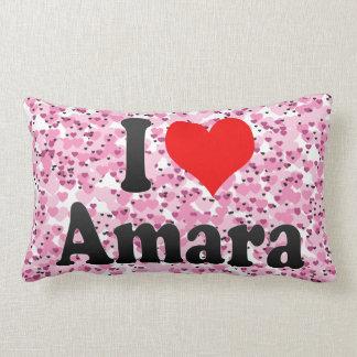 I love Amara Pillows