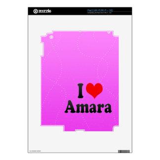 I love Amara Decals For iPad 2