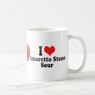 I Love Amaretto Stone+Sour Mug