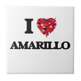 I love Amarillo Texas Ceramic Tile