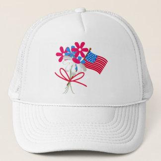 I Love America 2 Hat