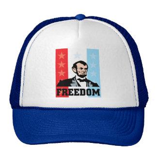 I Love America - Abraham Lincoln President Trucker Hat