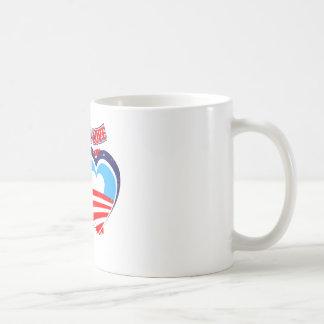 I love America - Elect Obama Now Coffee Mug