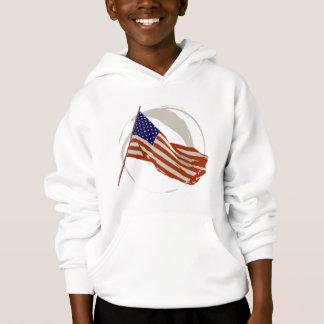 I Love America Hoodie