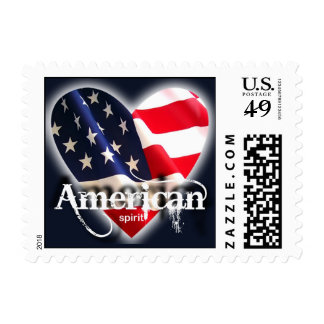 i love america postage stamps