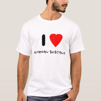 I love American Bobtails T-Shirt