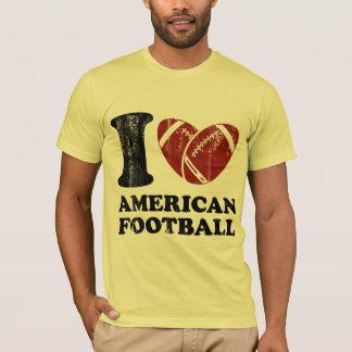 I Love American Football T-Shirt