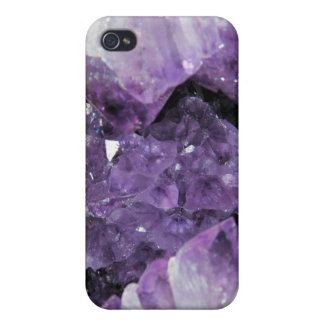 I LOVE AMETHYST  CASE FOR iPhone 4