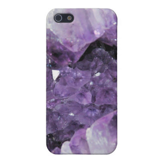 I LOVE AMETHYST  iPhone SE/5/5s COVER