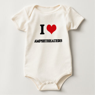 I Love Amphitheaters Baby Creeper