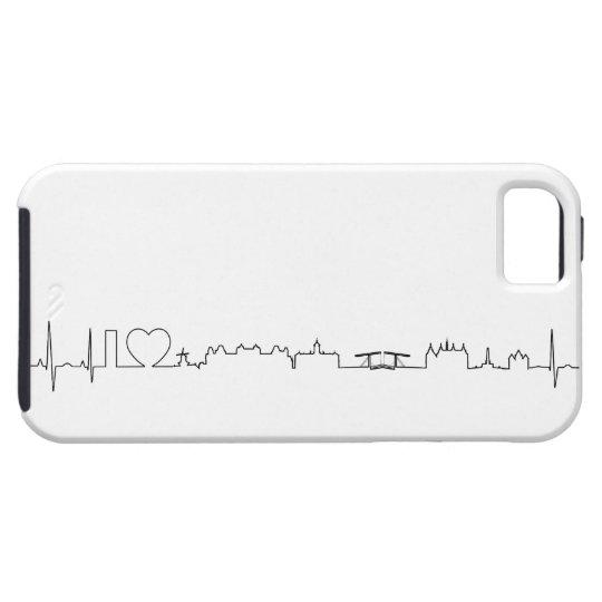 I love Amsterdam (ecg style) souvenir iPhone SE/5/5s Case