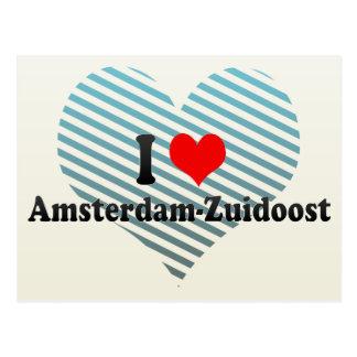 I Love Amsterdam-Zuidoost, Netherlands Postcard