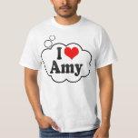 I love Amy Tee Shirt