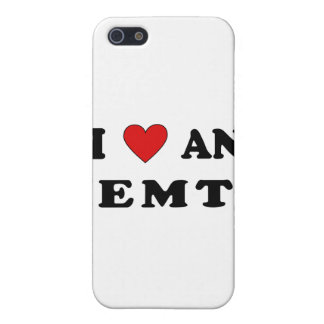I Love An EMT Case For iPhone 5