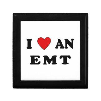 I Love An EMT Gift Box