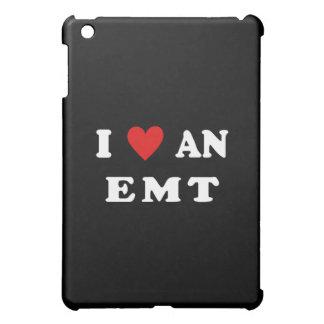 I Love An EMT iPad Mini Cases