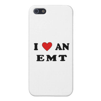 I Love An EMT iPhone 5/5S Cover