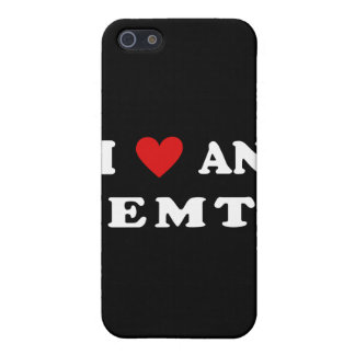 I Love An EMT iPhone 5 Covers