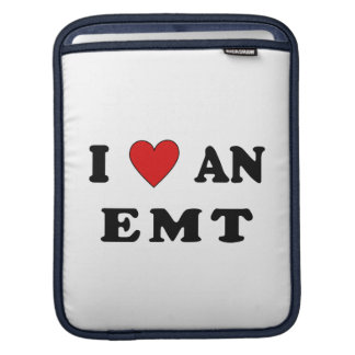 I Love An EMT MacBook Sleeve