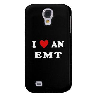 I Love An EMT Samsung Galaxy S4 Cases