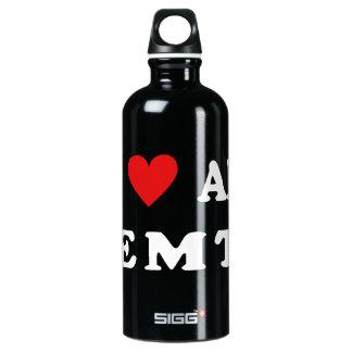I Love An EMT SIGG Traveler 0.6L Water Bottle