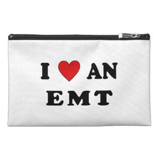I Love An EMT Travel Accessory Bag