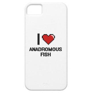 I love Anadromous Fish Digital Design iPhone 5 Cases