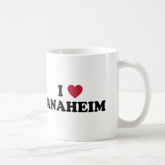 I Love Anaheim California Coffee Mug