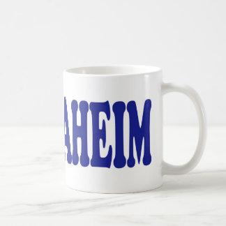 I Love Anaheim Coffee Mugs