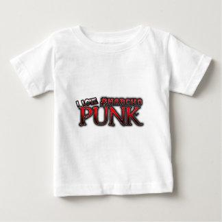 I Love Anarcho PUNK music Baby T-Shirt