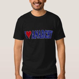 I Love Anarchy Shirt