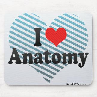 I Love Anatomy Mouse Pad
