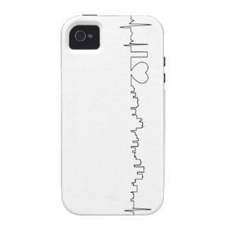 I love Anchorage in an extraordinary ecg style iPhone 4/4S Covers