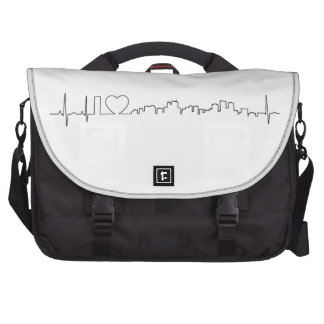 I love Anchorage in an extraordinary ecg style Commuter Bag