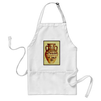 I love Ancient Pottery Aprons