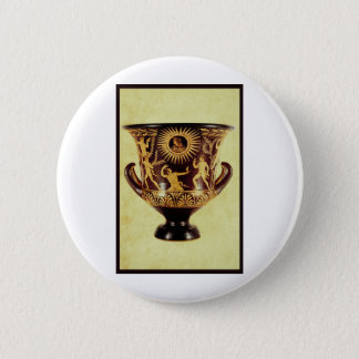 I love Ancient Pottery Button
