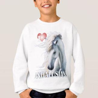 I Love Andalusians Sweatshirt