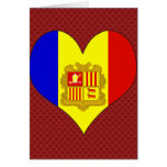 I Love Andorra Cards