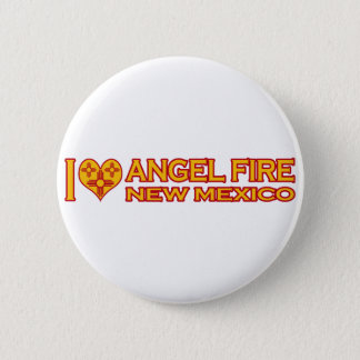 I Love Angel Fire, NM Button