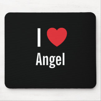 I love Angel Mouse Pads
